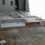 八尾新築一戸建て 基礎工事完了