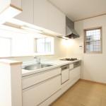 八尾新築一戸建て キッチン