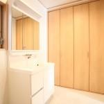 八尾新築一戸建て 洗面室