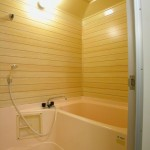 東大阪市マンション 浴室