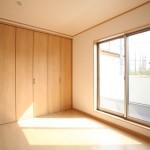 八尾新築一戸建て 洋室