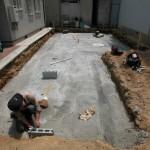 八尾新築一戸建て 基礎工事