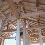 八尾新築一戸建て 内部工事