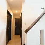 八尾新築一戸建て 1階廊下
